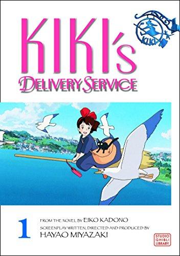 KIKIS DELIVERY SERVICE FILM COMIC GN VOL 01