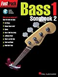 Fasttrack - bass 1 - songbook 2 guitare basse +cd: Songbook Two (Fast Track Music Instrucion)