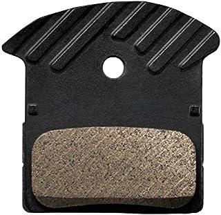 Shimano F.D.M9000 /M8000/RS785 Pastillas del disco de freno, negro, Talla Única