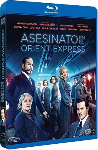 Asesinato En El Orient Express Blu-Ray [Blu-ray]