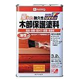 カンペハピオ 油性木部保護塗料 スプルース 3.2L