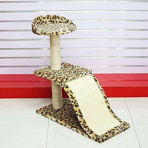 Axiba Spelen torens bomen voor katten kat klimmen kat nest kat huis kat springen platform voor het slapen spelletjes 55cm* 33cm * 74cm