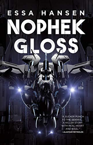 Nophek Gloss (The Graven Book 1) by [Essa Hansen]
