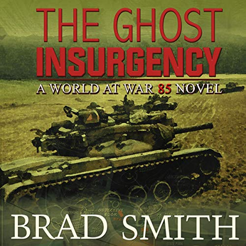 The Ghost Insurgency audiobook cover art