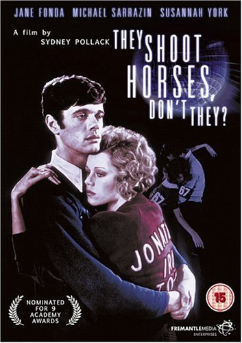They Shoot Horses Don't They? [1969] [DVD] [Reino Unido]