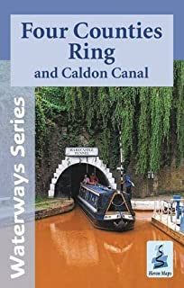 Four Counties Ring: And Caldon Canal (Waterways Series)