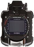 Pentax RICOH WG-M1 Fotocamera Digitale Action-Cam, Impermeabile Fino a 10 m, Sensore CMOS da 14 MP, Obiettivo da 3 mm, F2.8, Nero