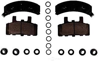 Disc Brake Pad Set-QuickStop Disc Brake Pad Front Wagner ZX370
