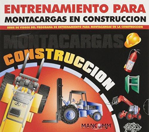 Forklift Operator Construction Training Program DVD (Spanish)