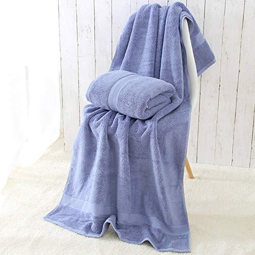 N-B Toalla de baño, Toalla Facial, Toalla de baño de algodón de 800 g de Espesor, Toalla de baño 80 * 160 para Adultos
