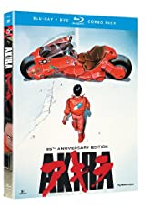 Image of Akira: Movie Blu ray/DVD. Brand catalog list of FUNIMATION UNI DIST CORP. Rated with a 4.8 over 5