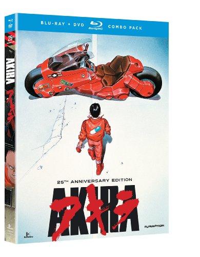 Akira: Movie (Blu-ray/DVD Combo)