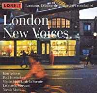 Various: London New Voices