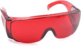 Oxlasers Laser Glasses for 405nm Blue Violet Laser 445nm 450nm Blue Baser 505nm 515nm 520nm 532nm Green Laser Safety Goggles