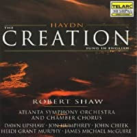 Haydn: The Creation by Donna Carter (1992-10-27)