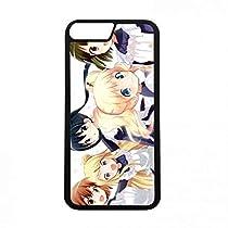 きんいろモザイク 日本の4コマ漫画ケース・カバー、 Apple Iphone 7 shell ケース・カバー、きんいろモザイク 日本の4コマ漫画ケ限定品 [並行輸入品] ケース・カバー
