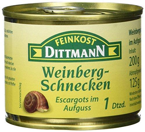 FD Weinbergschnecken 1Dtz 200g