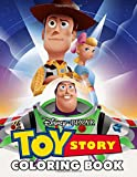 Toy Story Coloring Book: Gigantic Coloring Books For Kids Of All Ages