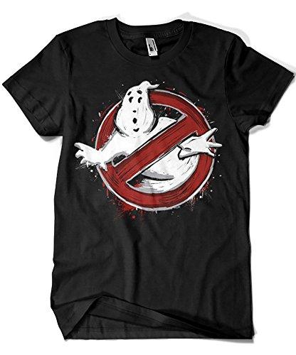 Camisetas La Colmena 1145-Parodia Ghostbusters - Cazafantasmas (Legendary P,)