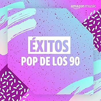 Éxitos pop de los 90