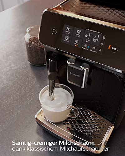 Easy Cappuccino der Philips 2200