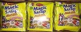 Maggi Magic Sarap All in One Seasong 8 grams X 36 sachet (Pack of 3)