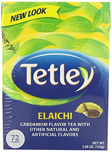 Tetley Elaichi Tea Bags (72cnt) (144g)