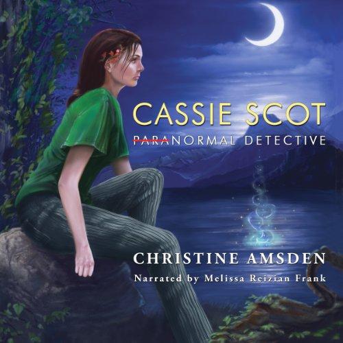Cassie Scot audiobook cover art
