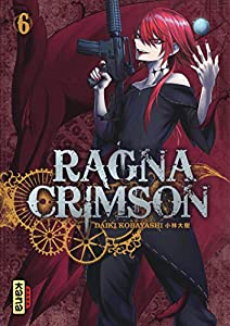 Ragna Crimson Edition simple Tome 6