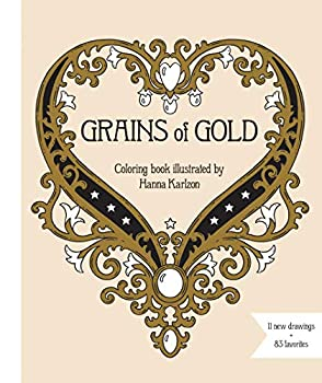Grains of Gold Coloring Book