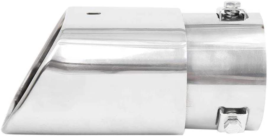 ADLJZM Tail Throat Exhaust Pipe Cars New arrival Fit Mail order cheap for All