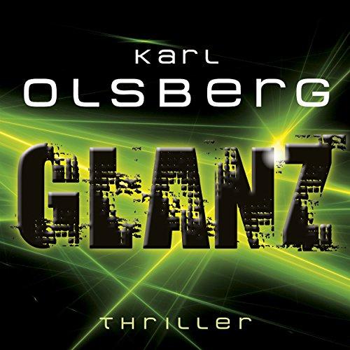 Glanz audiobook cover art