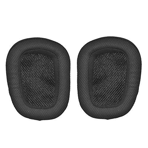G933 Ohrpolster Ersatz ohrkissen Muffs Teile Kompatibel mit Logitech G933 G633 Artemis Spectrum Pro Wired Wireless Gaming-Headset. (Netz)