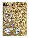 "Agenda settimanale Ladytimer 2018 ""Klimt"" 10,7x15,2 cm"