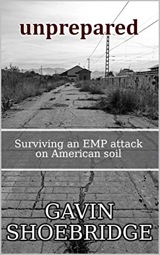 Unprepared: Surviving an EMP attack on American soil by [Gavin Shoebridge]