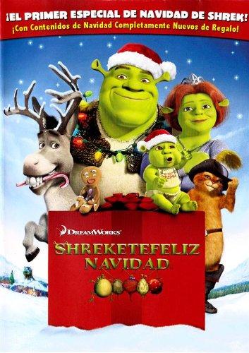Shreketefeliz Navidad (Shrek The Halls)