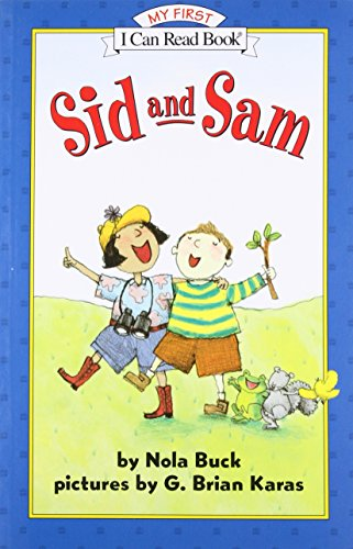 Sid and Sam (My First I Can Read)の詳細を見る