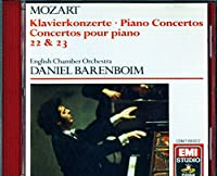 Piano Concertos 22 & 23: Barenboim / English Chanber Orchestra