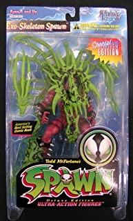 Spawn Ultra Action Figures EXO-SKELETON SPAWN by Spawn [parallel import goods]