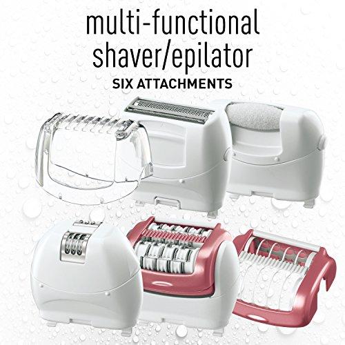 Panasonic ESED90P Ladies Wet and Dry Epilator/Shaver