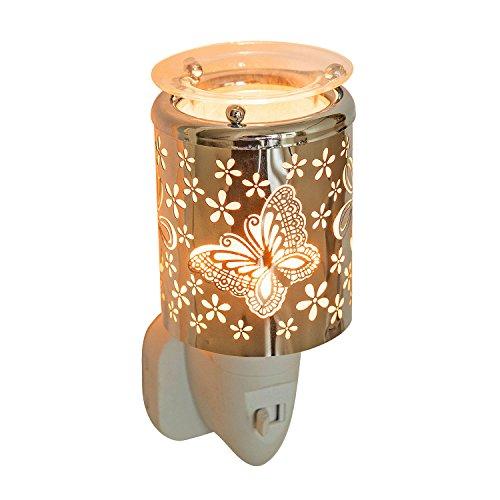 Pajoma nachtlampje geurlamp Butterfly, elektrisch