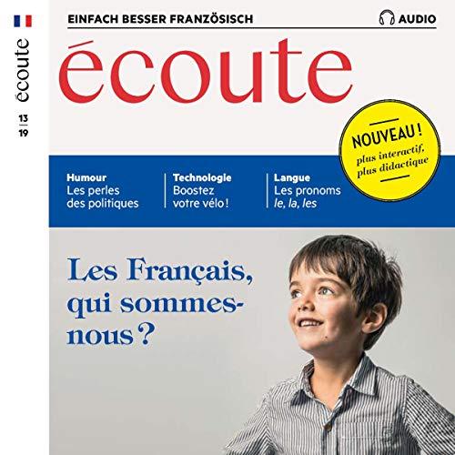 Écoute Audio - Les Français, qui sommes-nous? 13/2019 Titelbild
