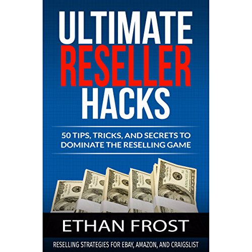 Ultimate Reseller Hacks cover art
