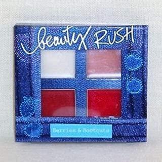 Victoria Secret Beauty Rush Berries & Bootcuts Lip Gloss Palette