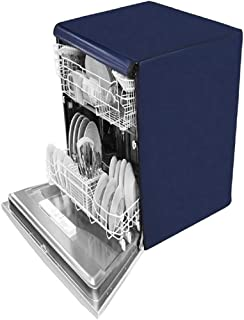 Kingmatters Dishwasher Cover for Bosch Pre-Activated VarioSpeed SMS66GW01I Blue Colour