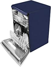 Kingmatters Dishwasher Cover for Bosch 12 Place Settings SMS66GI01I Blue Colour