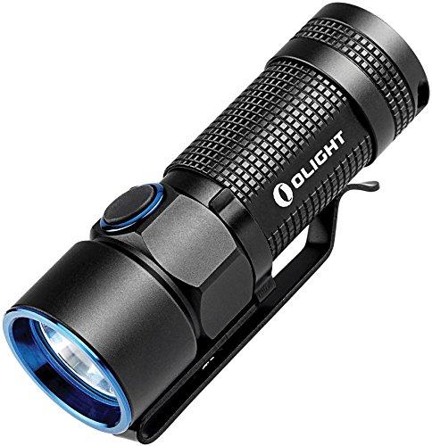 Olight S10R Baton III Linterna, Negro, S