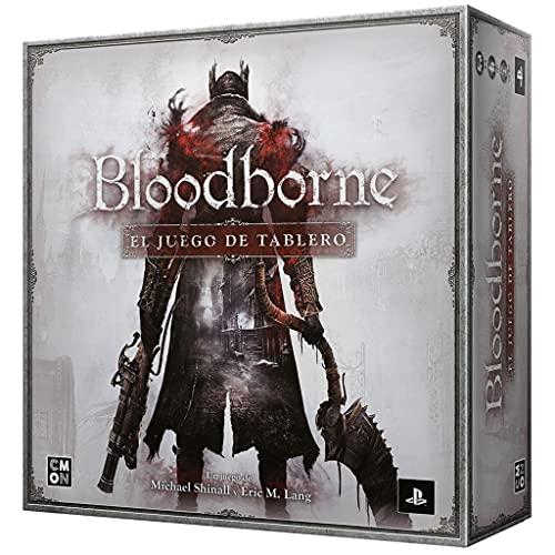 Edge Entertainment Bloodborne: el Juego de Tablero en español