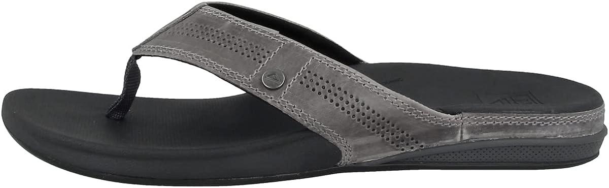 High material Long Beach Mall Reef Men's Sandals Cushion Lux