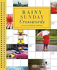 Image of Rainy Sunday Crosswords  . Brand catalog list of Puzzlewright.